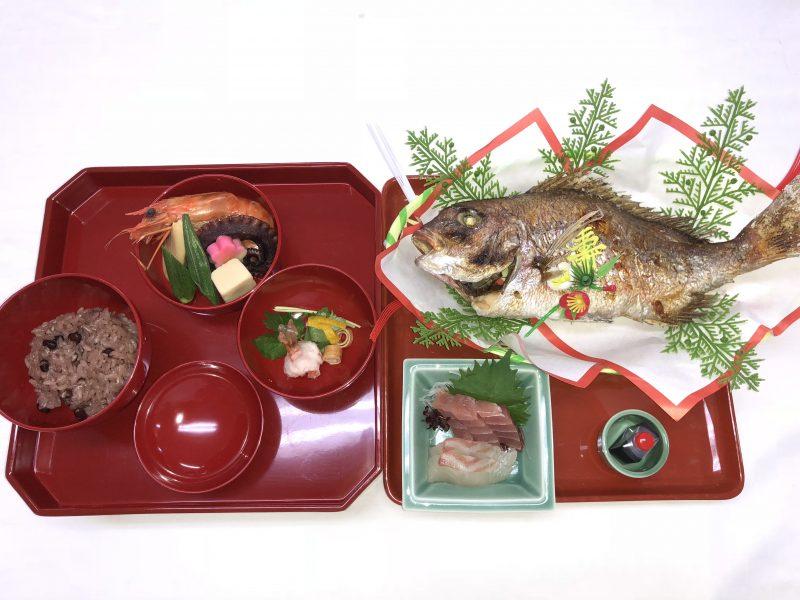 お食い初め ¥4,860
